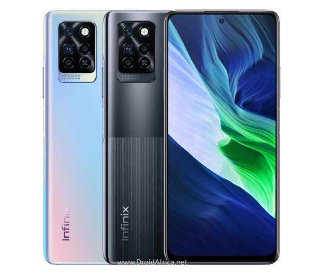 Infinix Note 10 Pro specifications features and price