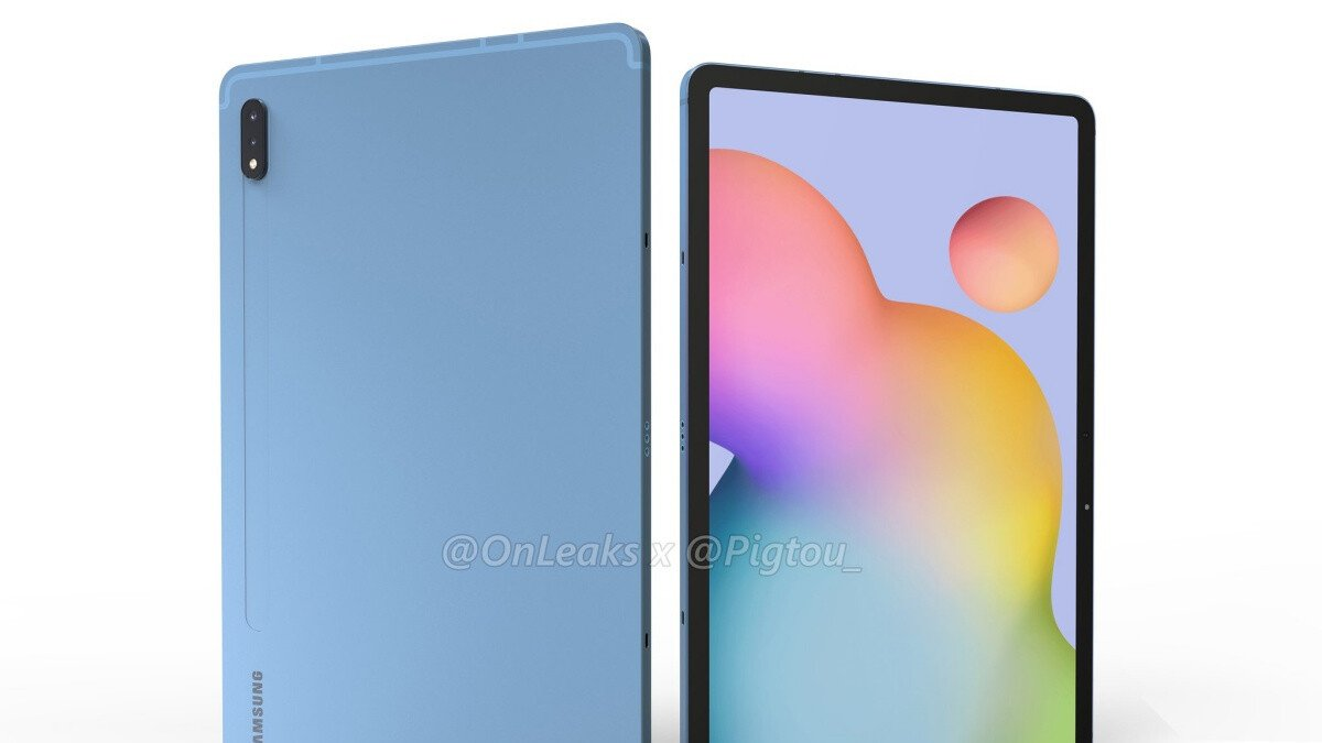 Samsung Galaxy Tab S7 FE reported to arrive with a 10,090mAh battery