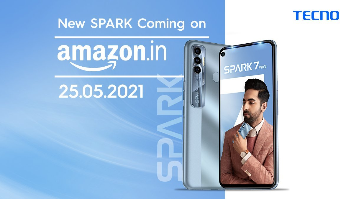 What to expect from Tecno spark 7 Pro launching in India