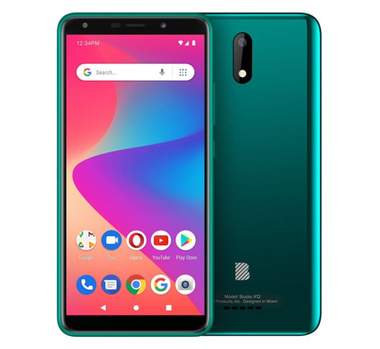 BLU Studio X12 specifications features and price