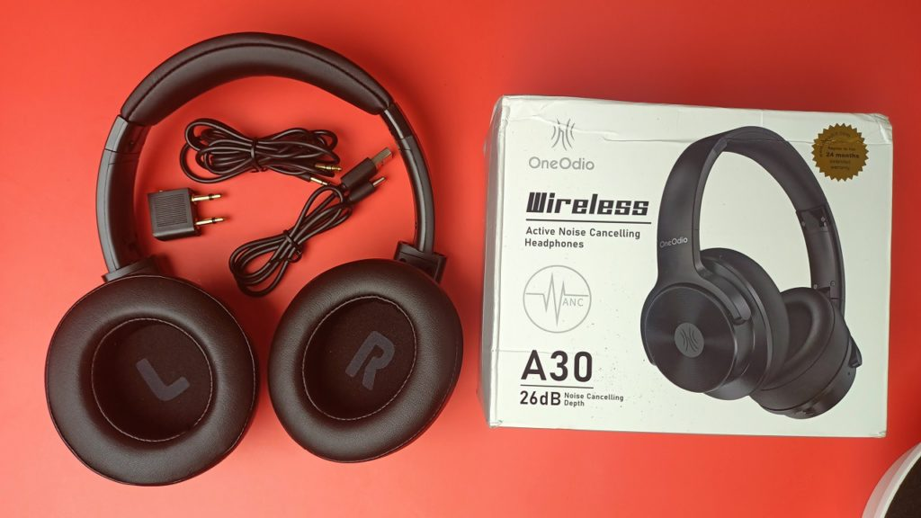 OneOdio A30 Review and HowTos; easily the best & cheapest ANC headphones