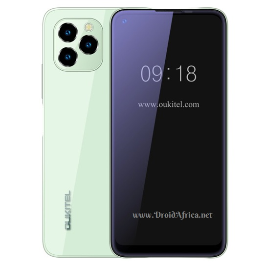 Oukitel C21 key specifications features and price