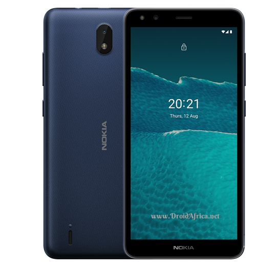 Nokia C1 2nd Edition specifications features and price