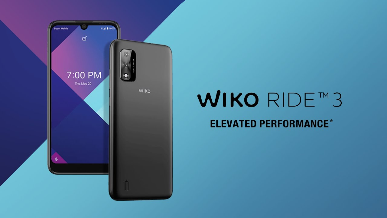 Wiko Ride 3 review and