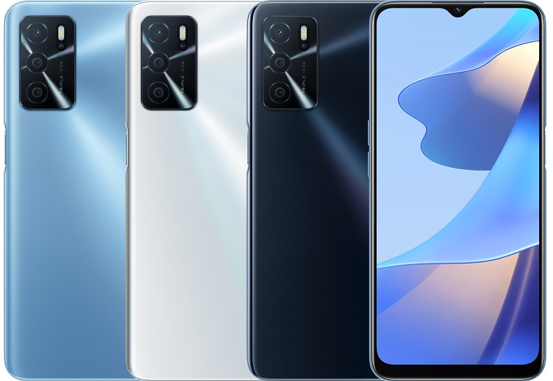 OPPO A16 colors