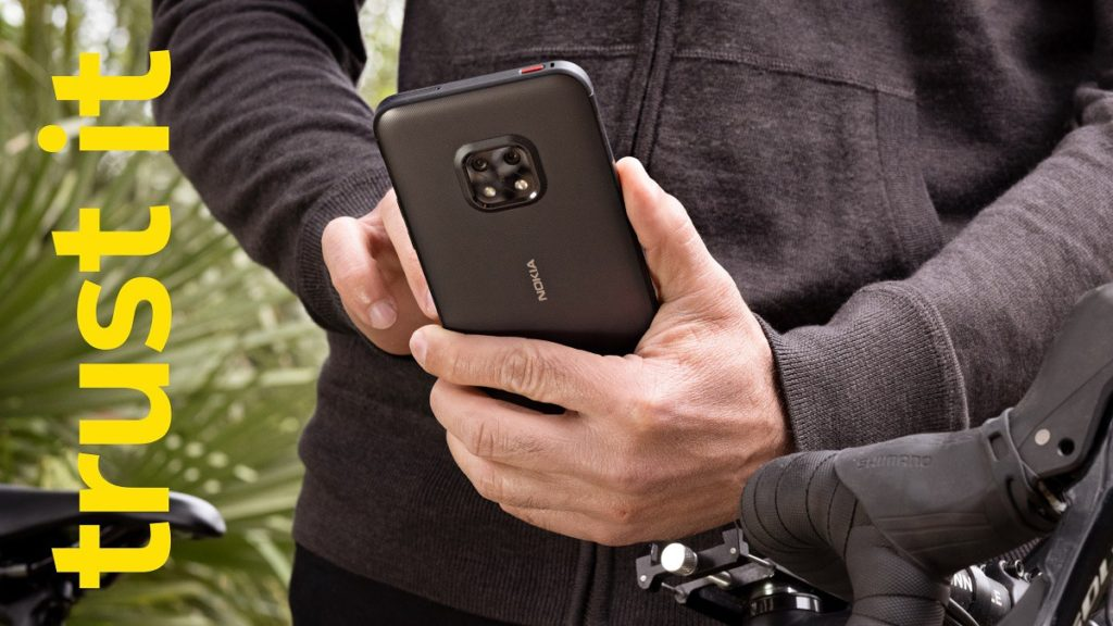 Nokia officially steps into the rugged smartphone wing with the new Nokia XR20